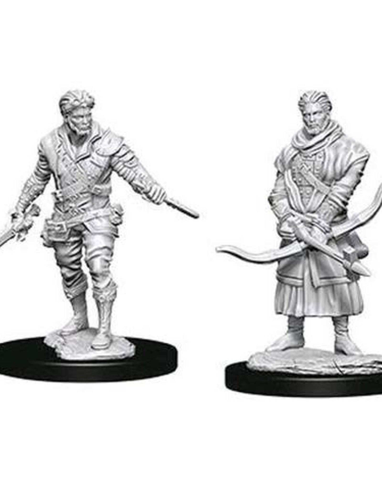 WizKids Dungeons & Dragons Nolzur's Marvelous Miniatures: Male Human Rogue