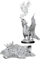 WizKids Dungeons & Dragons Nolzur's Marvelous Miniatures: Gold Dragon Wyrmling