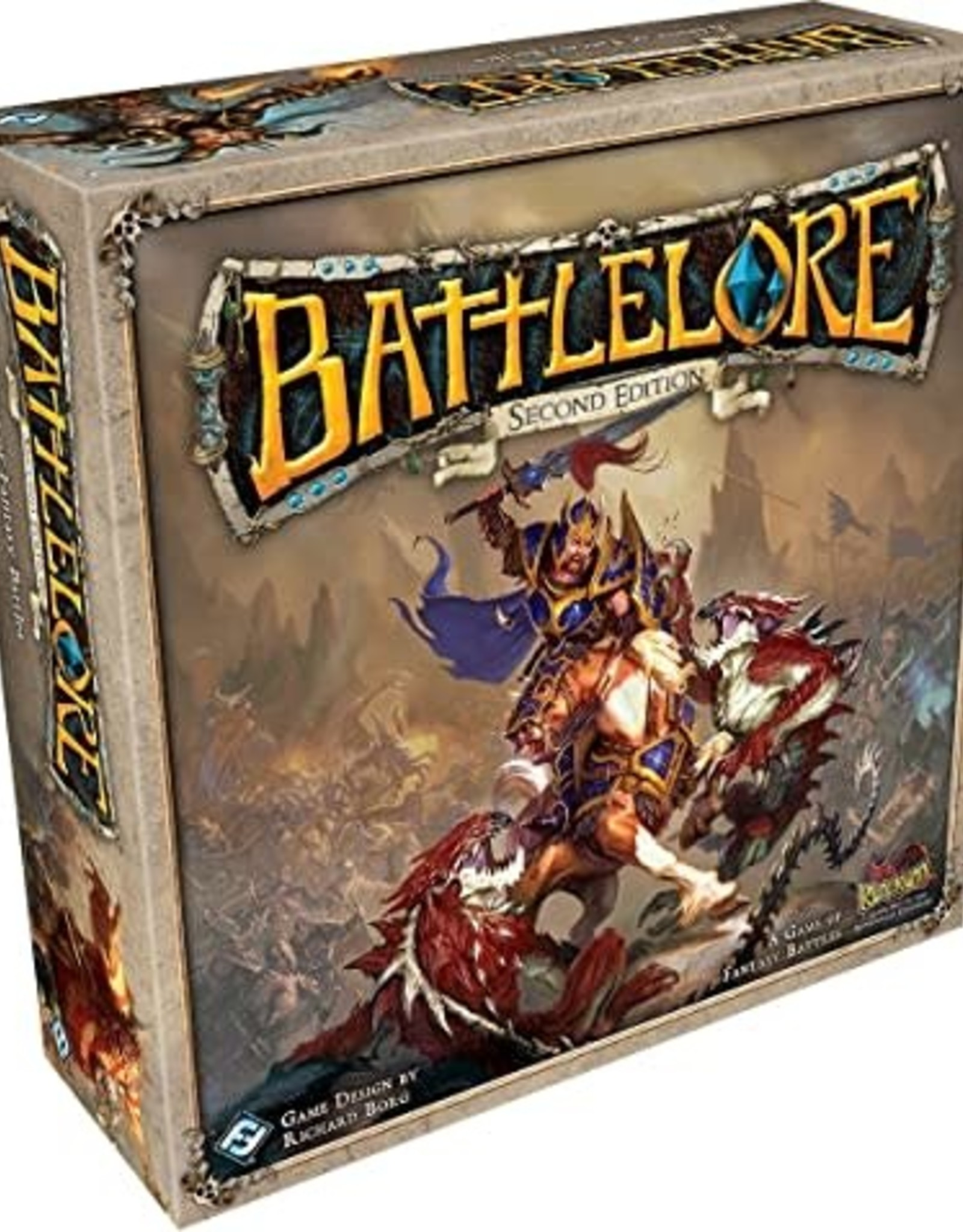 Fantasy Flight Games Battlelore Second Edition: Core Set