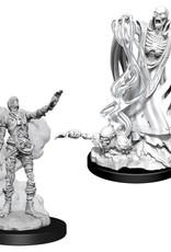 WizKids Dungeons & Dragons Nolzur's Marvelous Miniatures: Lich & Mummy Lord