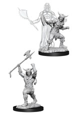 WizKids Dungeons & Dragons Nolzur's Marvelous Miniatures: Male Human Barbarian