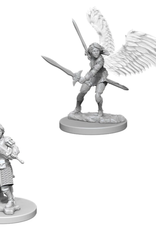 WizKids Dungeons & Dragons Nolzur's Marvelous Miniatures: Wave 5 Aasimar Female Paladin