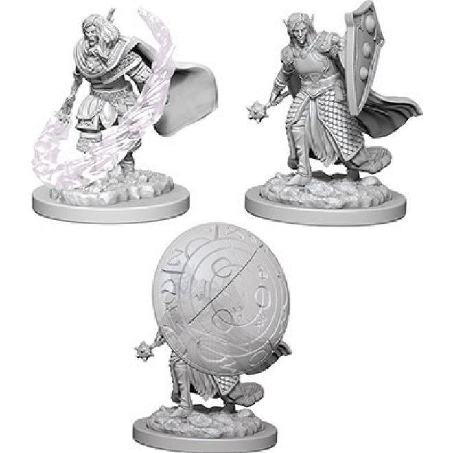 Dungeons & Dragons Nolzur's Marvelous Miniatures: Wave 5 Elf Male Cleric