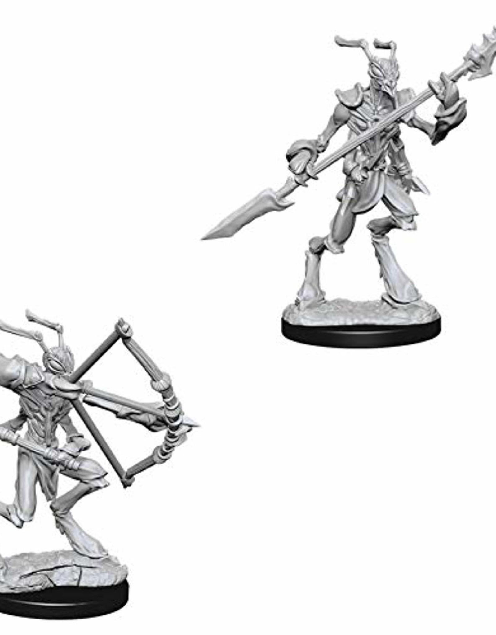 WizKids Dungeons & Dragons Nolzur's Marvelous Miniatures: Thri-Kreen