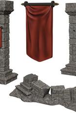 WizKids Dungeons & Dragons Nolzur's Marvelous Miniatures: Pillars & Banners