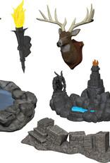 WizKids Dungeons & Dragons Nolzur's Marvelous Miniatures: Pools & Pillars