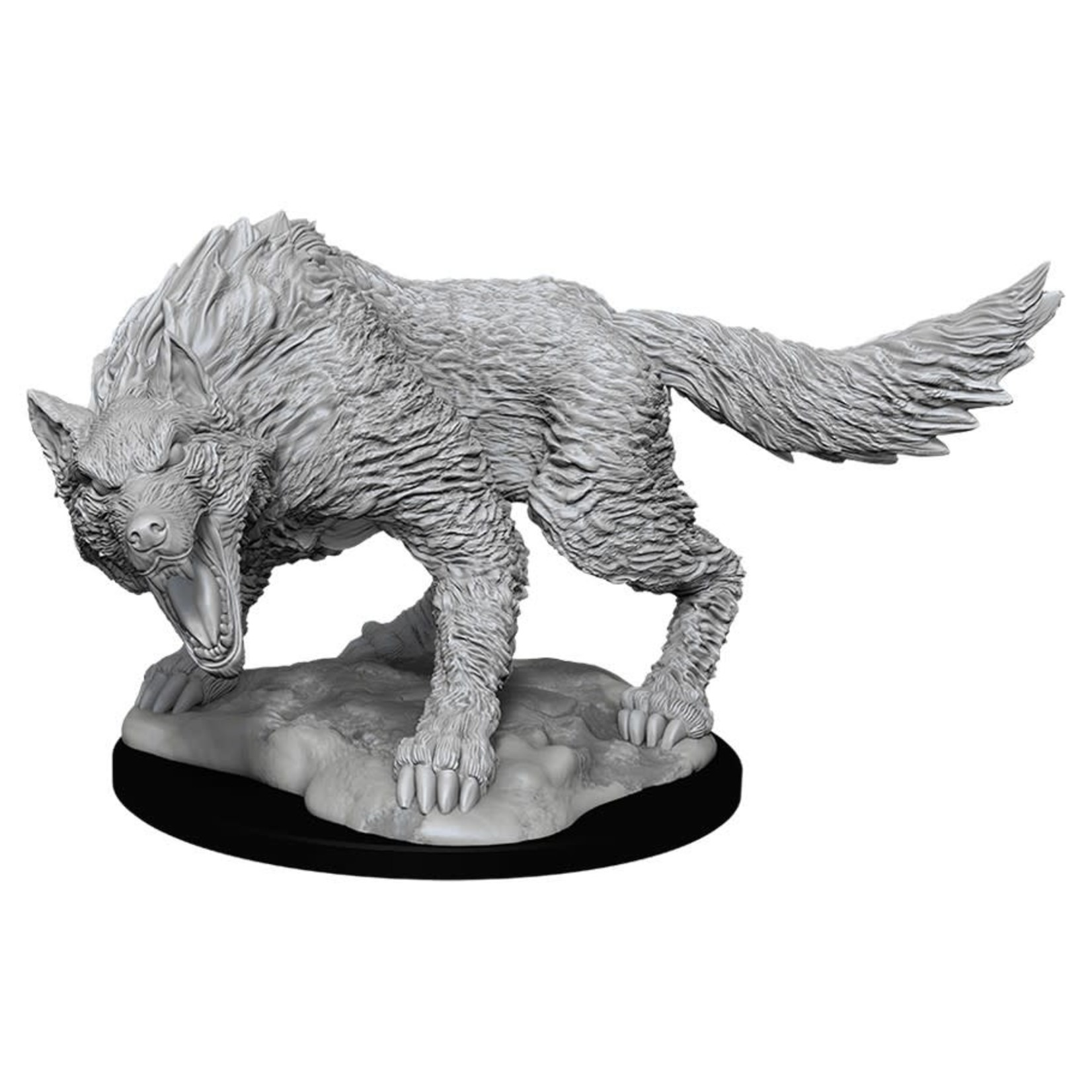 WizKids Dungeons & Dragons Nolzur's Marvelous Miniatures: Winter Wolf
