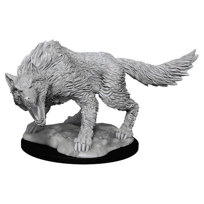 Dungeons & Dragons Nolzur's Marvelous Miniatures: Winter Wolf