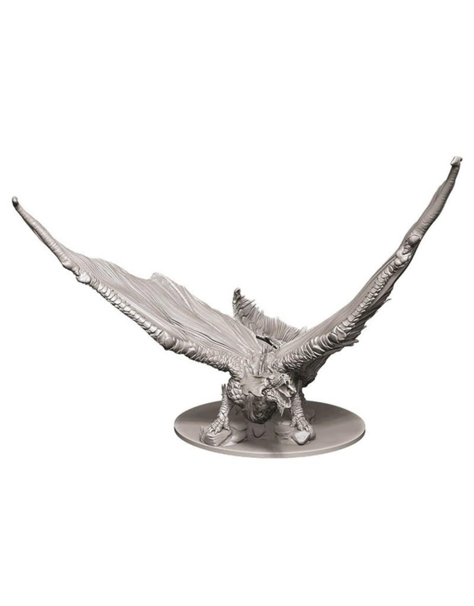 WizKids Dungeons & Dragons Nolzur's Marvelous Miniatures: Young Brass Dragon