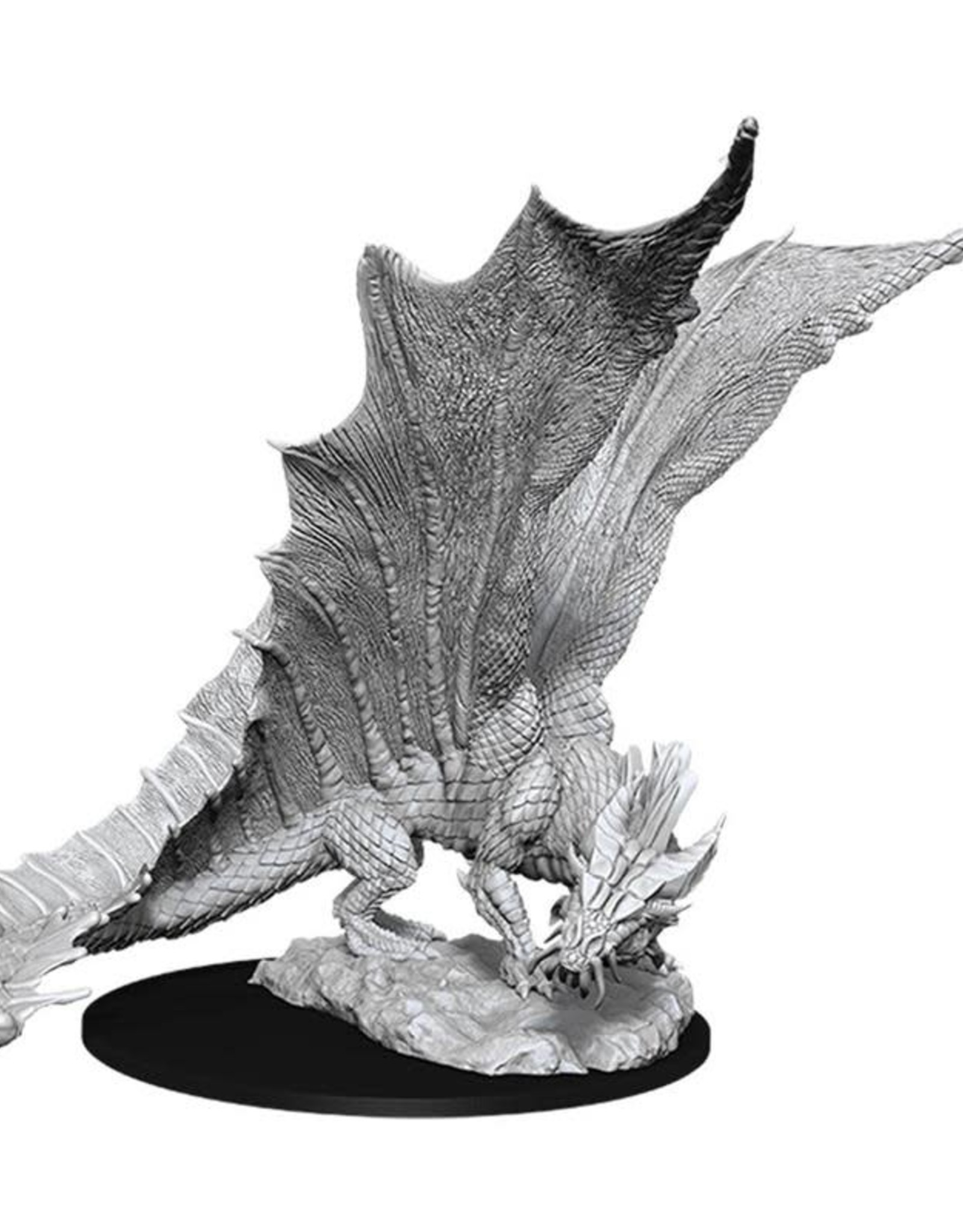 WizKids Dungeons & Dragons Nolzur's Marvelous Miniatures: Young Gold Dragon