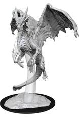 WizKids Dungeons & Dragons Nolzur's Marvelous Miniatures: Young Red Dragon