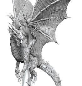 WizKids D&D NM: Young Silver Dragon