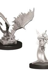 WizKids Dungeons & Dragons Nolzur's Marvelous Miniatures: Sprite & Pseudodragon