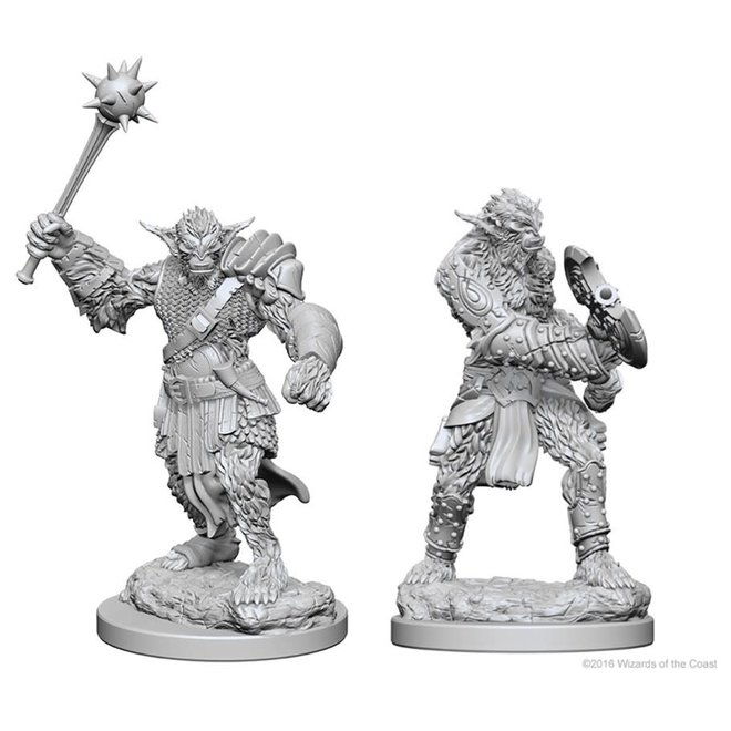 Dungeons & Dragons Nolzur's Marvelous Miniatures: Wave 1 Bugbears
