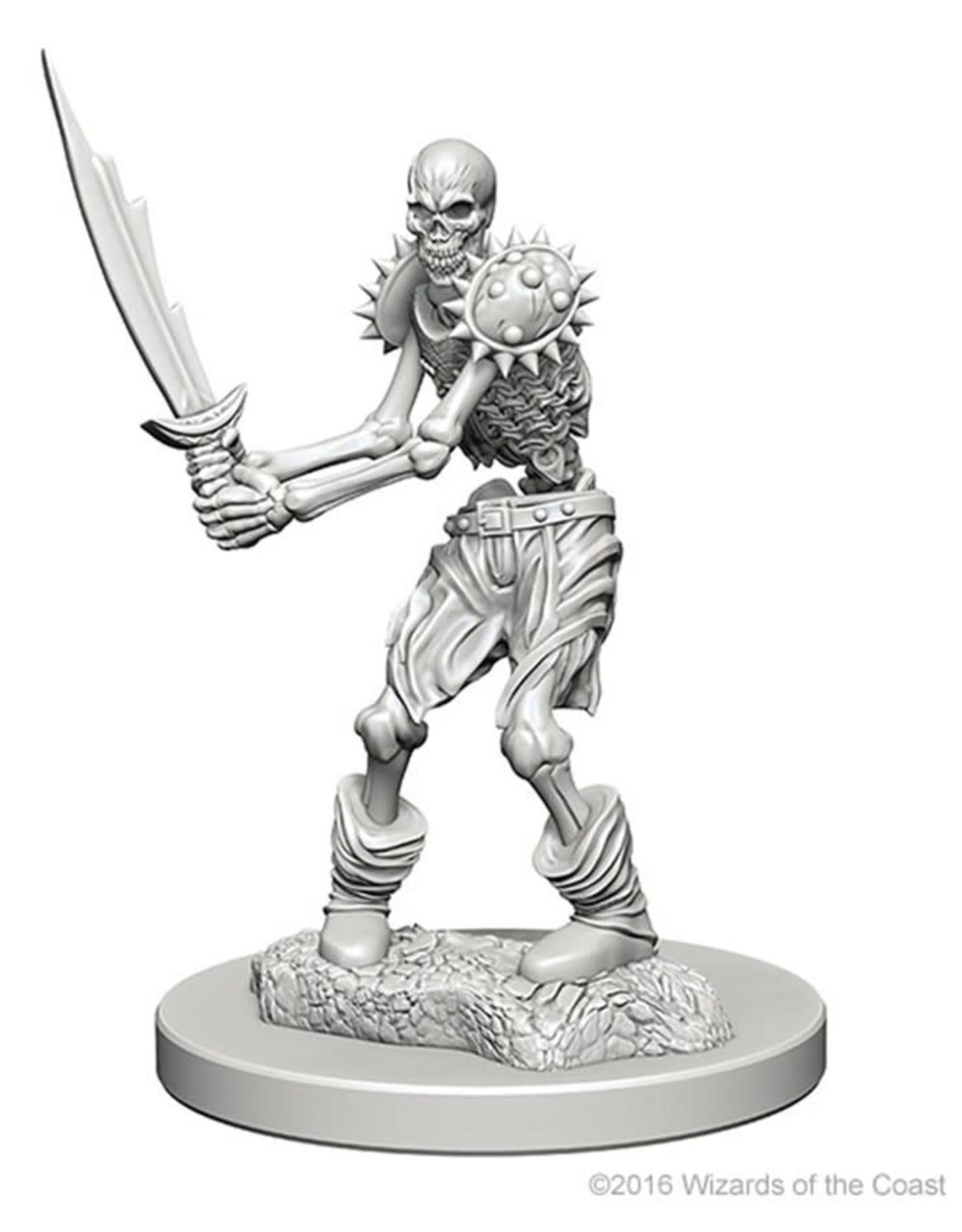 WizKids Dungeons & Dragons Nolzur's Marvelous Miniatures: Skeletons