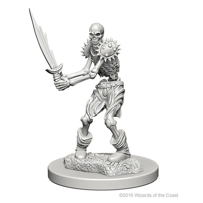 Dungeons & Dragons Nolzur's Marvelous Miniatures: Skeletons