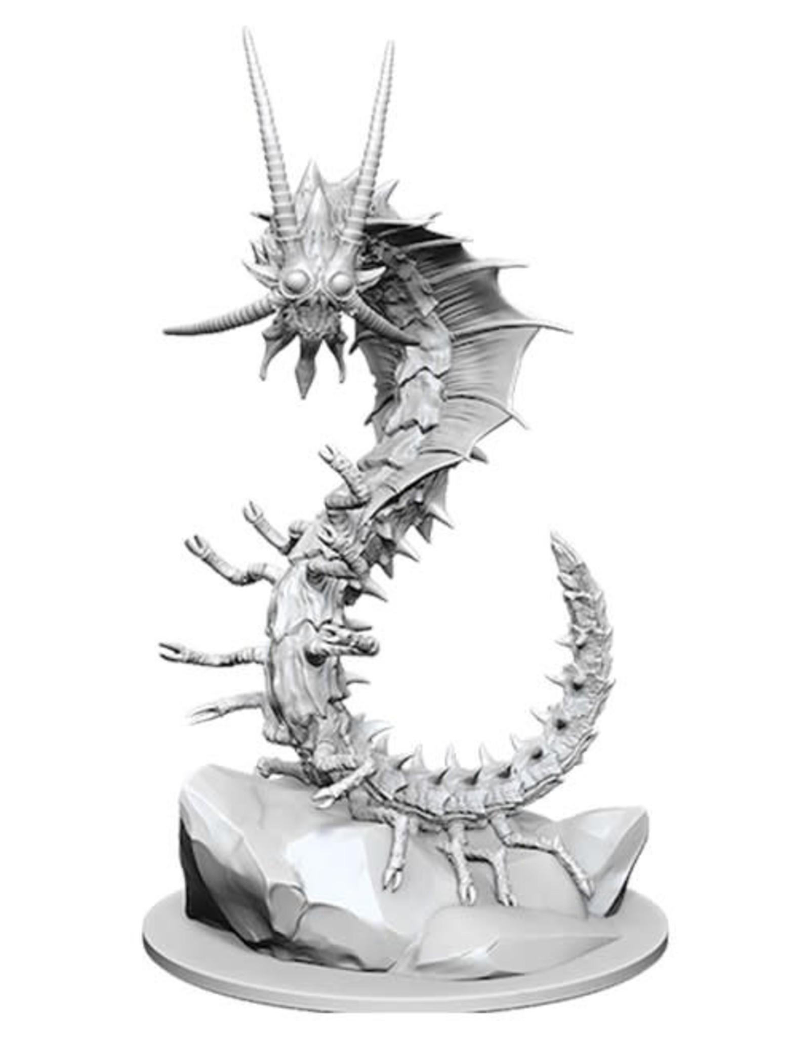 WizKids Dungeons & Dragons Nolzur's Marvelous Miniatures: Adult Remorhaz