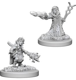 WizKids D&D NM: Female Gnome Wizard
