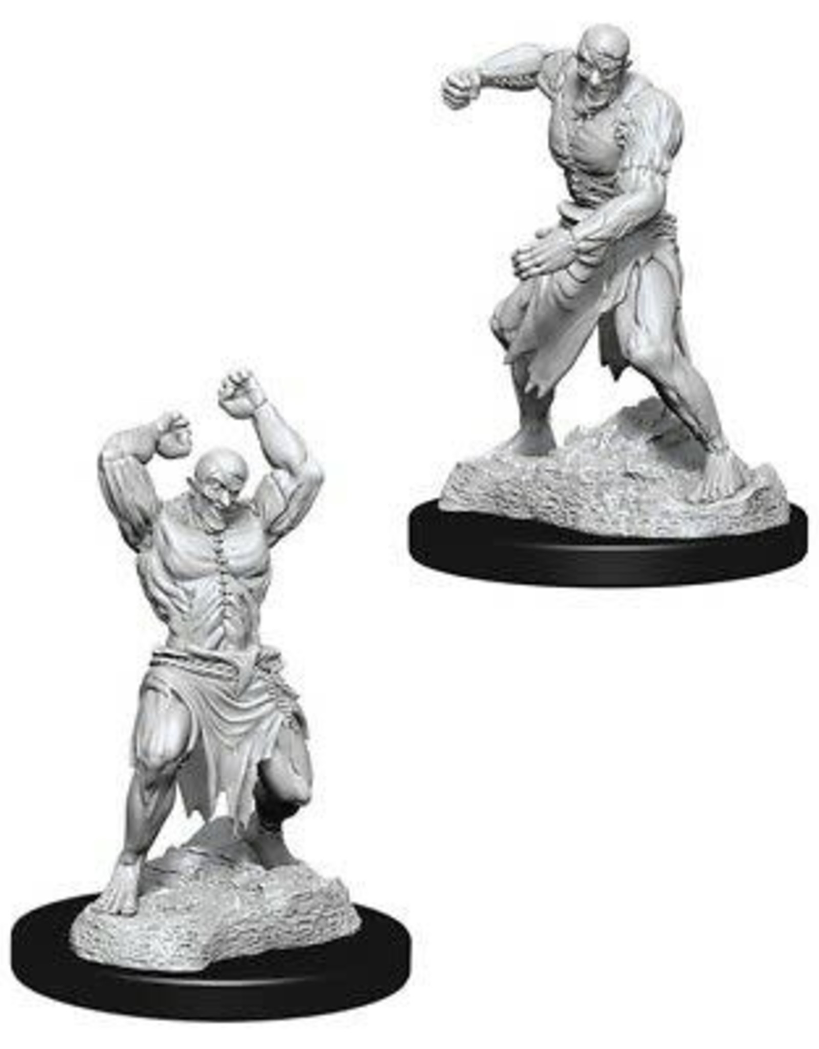WizKids Dungeons & Dragons Nolzur's Marvelous Miniatures: Flesh Golem