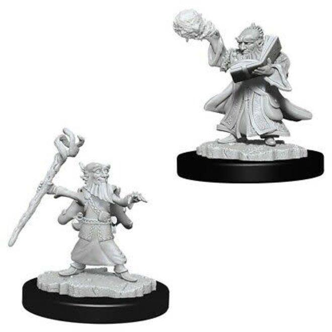 D&D NM: Male Gnome Wizard