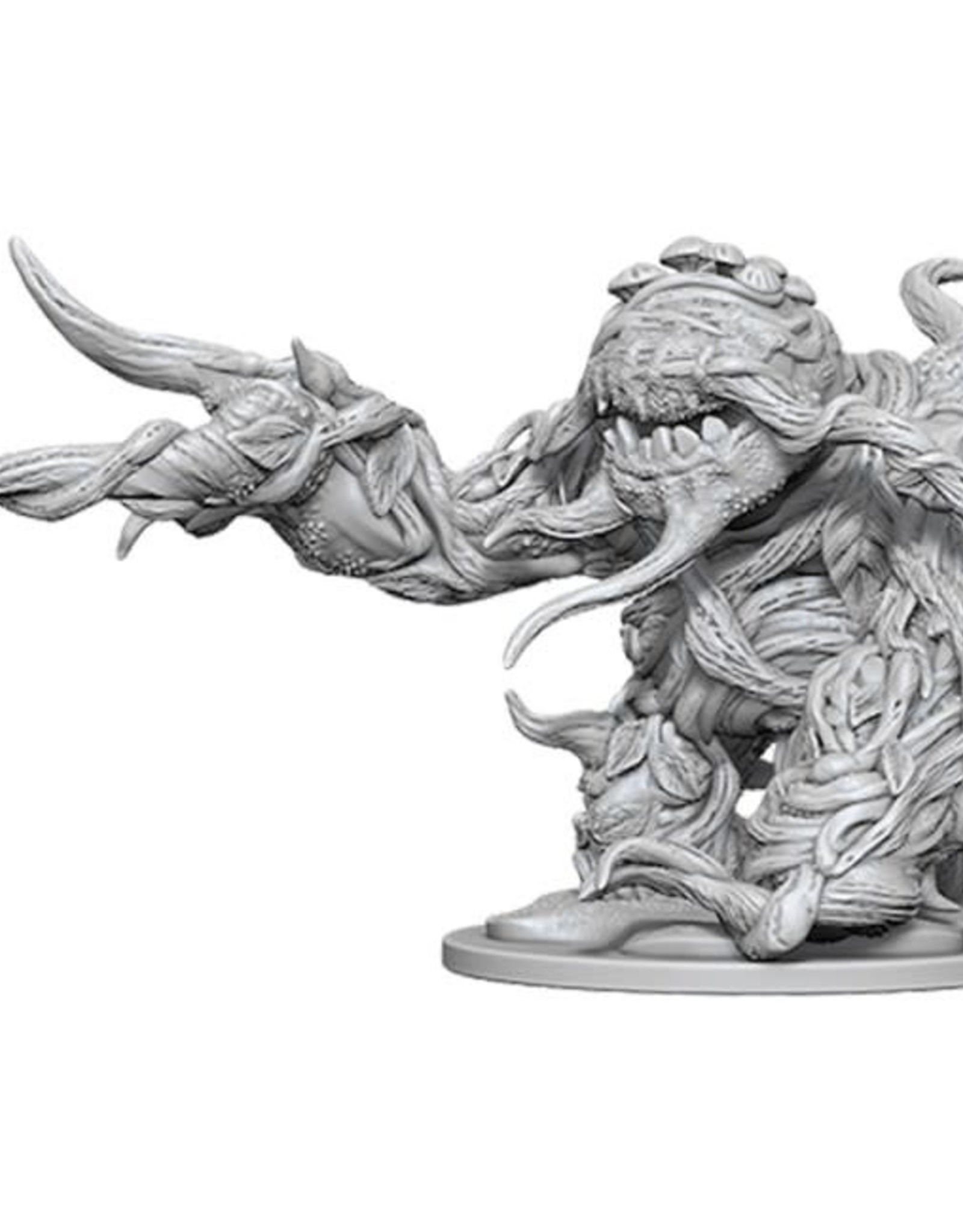 WizKids Dungeons & Dragons Nolzur's Marvelous Miniatures: Wave 6 Shambling Mound