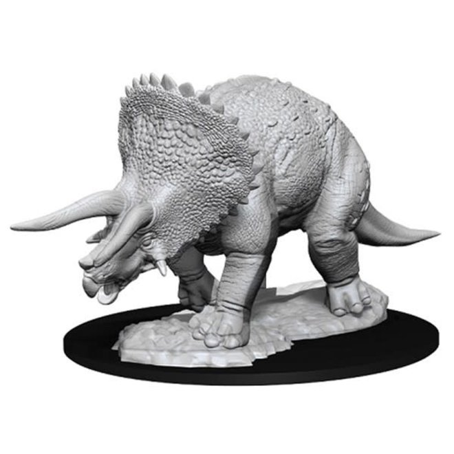 Dungeons & Dragons Nolzur's Marvelous Miniatures: Triceratops