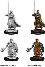 WizKids Dungeons & Dragons Nolzur's Marvelous Miniatures: Male Human Cleric