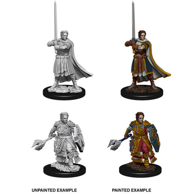 Dungeons & Dragons Nolzur's Marvelous Miniatures: Male Human Cleric