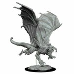 WizKids D&D NM: Young Black Dragon