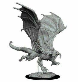 WizKids D&D NM: Young Black Dragon