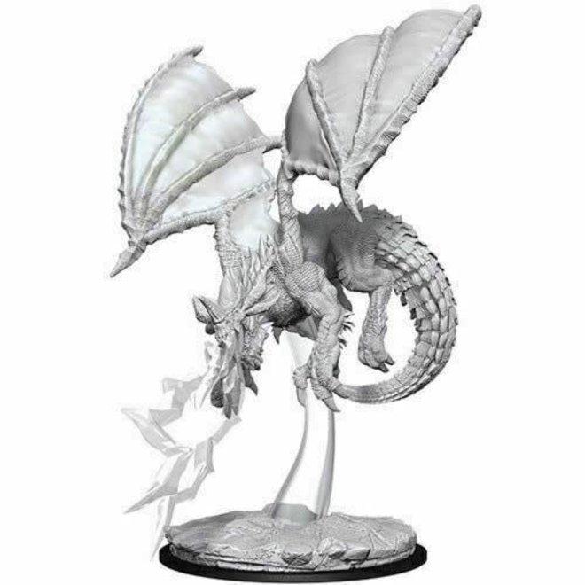 Dungeons & Dragons Nolzur's Marvelous Miniatures: Young Blue Dragon