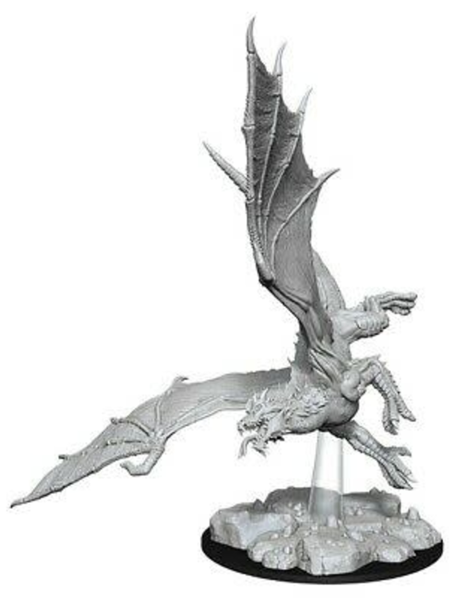 WizKids Dungeons & Dragons Nolzur's Marvelous Miniatures: Young Green Dragon