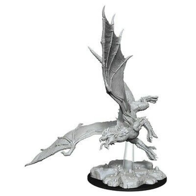 Dungeons & Dragons Nolzur's Marvelous Miniatures: Young Green Dragon