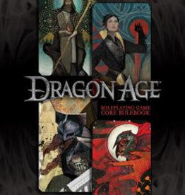Green Ronin Publishing Dragon Age RPG: Core Rulebook
