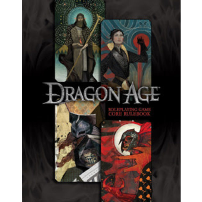 Dragon Age Roleplaying Game - Core Rulebook