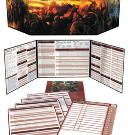 Green Ronin Publishing Dragon Age RPG: Game Masters Kit (Revised)