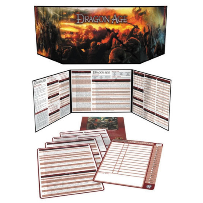 Dragon Age - Game Masters Kit
