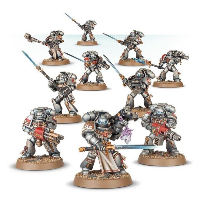 Grey Knights: Strike Squad