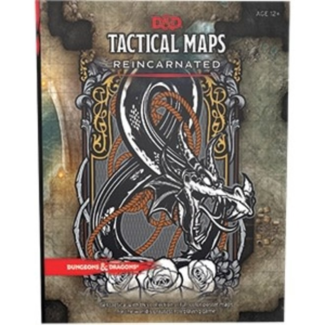 Dungeons & Dragons - Tactical Maps: Reincarnated