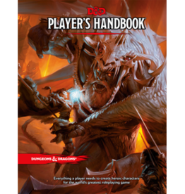 Wizards of the Coast D&D 5E - Player's Handbook