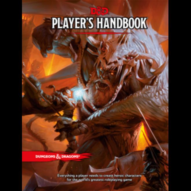 D&D: 5E - Player's Handbook