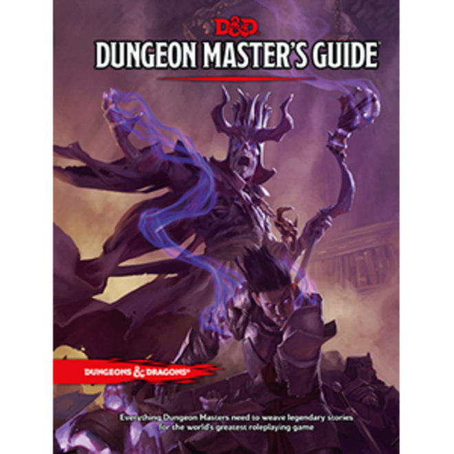 D&D: 5E - Dungeon Master's Guide