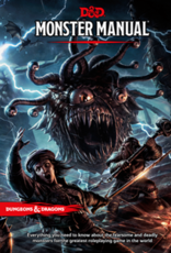 Wizards of the Coast Dungeons & Dragons 5th Edition - Monster Manual