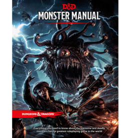 Wizards of the Coast D&D 5E - Monster Manual