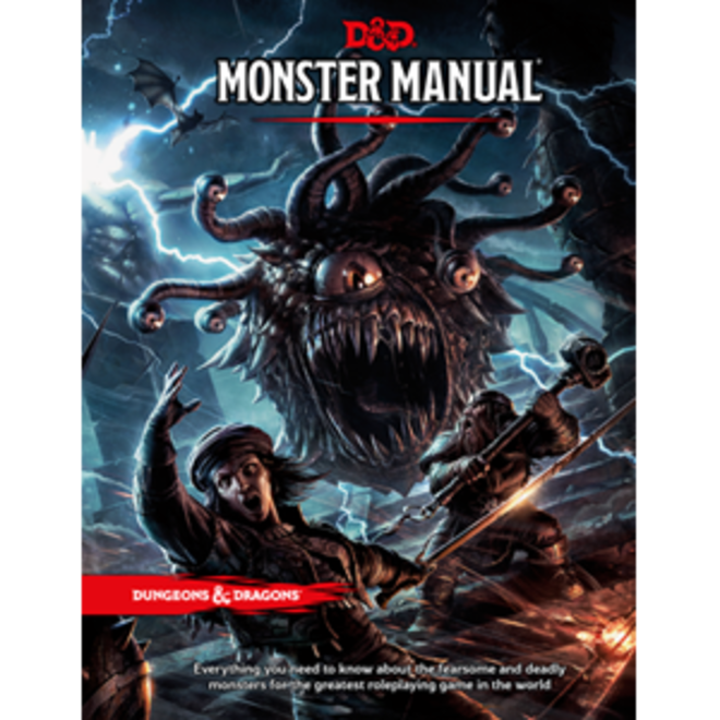 Dungeons & Dragons: 5th Edition - Monster Manual