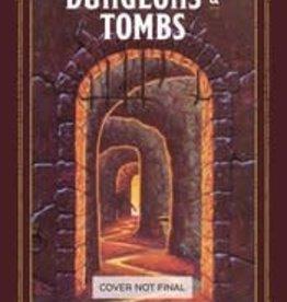 Ten Speed Press Dungeons & Tombs Young Adventurer's Guide To D&D HC