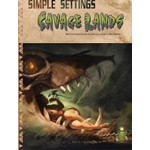 Fat Goblin Games Dungeons and Dragons RPG: Simple Settings - Savage Lands