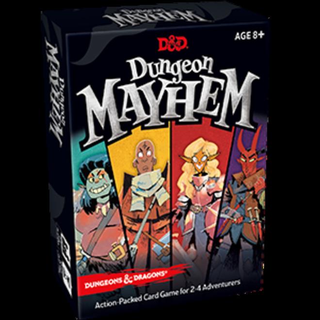 D&D - Dungeon Mayhem