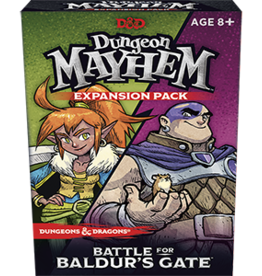 Wizards of the Coast D&D - Dungeon Mayhem Battle for Baldur's Gate