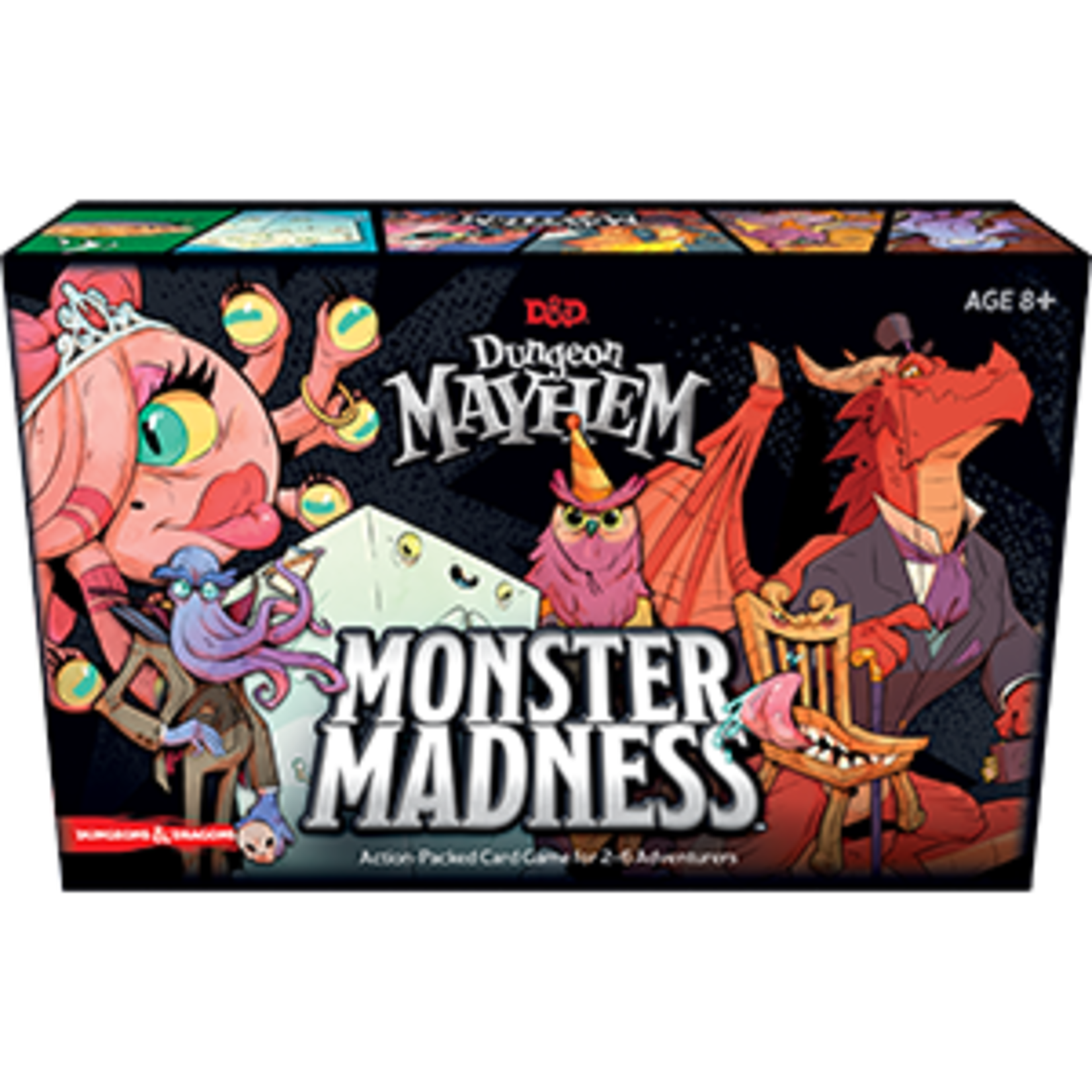 Wizards of the Coast D&D - Dungeon Mayhem Monster Madness